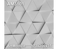 AM3101 3D-панель для стен