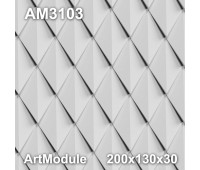 AM3103 3D-панель для стен