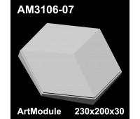 AM3106 3D-панель для стен