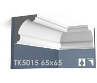 ТК5015 Карниз гладкий из гипса АртМодуль h65х65