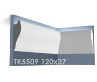 ТК5509 Карниз из гипса для подсветки АртМодуль h120x37