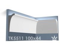 ТК5511 Карниз из гипса для подсветки АртМодуль h100x44