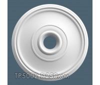ТР5002 потолочная розетка из гипса АртМодуль D250мм