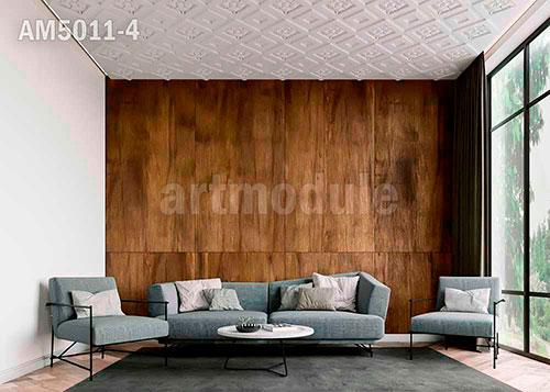 Потолочная композиция AM5011-4 из гипса