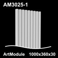 AM3025-1 3D-панель для стен