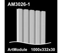 AM3026-1 3D-панель для стен