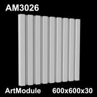 AM3026 3D-панель для стен