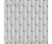 AM3104 3D-панель для стен