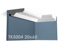 ТК5004 Карниз гладкий из гипса АртМодуль h20х60