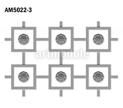 AM5022-3 потолочная композиция
