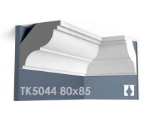 ТК5044 Карниз гладкий из гипса АртМодуль hh80х85