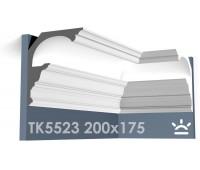 ТК5523 Карниз из гипса для подсветки АртМодуль h200x175