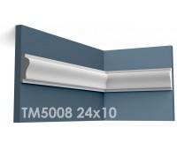 ТМ5008 молдинг из гипса АртМодуль h24х10мм