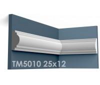 ТМ5010 молдинг из гипса АртМодуль h25х12мм