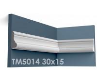 ТМ5014 молдинг из гипса АртМодуль h30х15мм