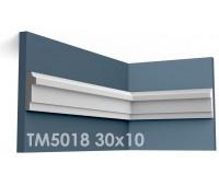ТМ5018 молдинг из гипса АртМодуль h30х10мм