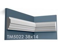ТМ5022 молдинг из гипса АртМодуль h38х14мм