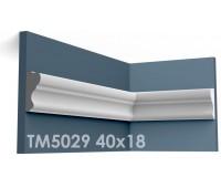 ТМ5029 молдинг из гипса АртМодуль h40х18мм