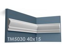 ТМ5030 молдинг из гипса АртМодуль h40х15мм