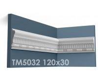 ТМ5032 молдинг из гипса АртМодуль h120х30мм
