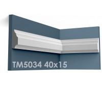 ТМ5034 молдинг из гипса АртМодуль h40х15мм