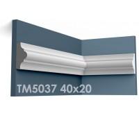 ТМ5037 молдинг из гипса АртМодуль h40х20мм