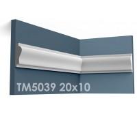 ТМ5039 молдинг из гипса АртМодуль h20х10мм