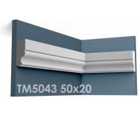ТМ5043 молдинг из гипса АртМодуль h50х20мм