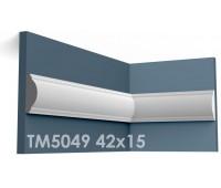 ТМ5049 молдинг из гипса АртМодуль h42x15мм