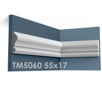 ТМ5060 молдинг из гипса АртМодуль h55х17мм