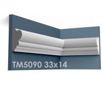 ТМ5090 молдинг из гипса АртМодуль h33х14мм