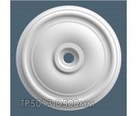 ТР5013 потолочная розетка из гипса АртМодуль D500мм